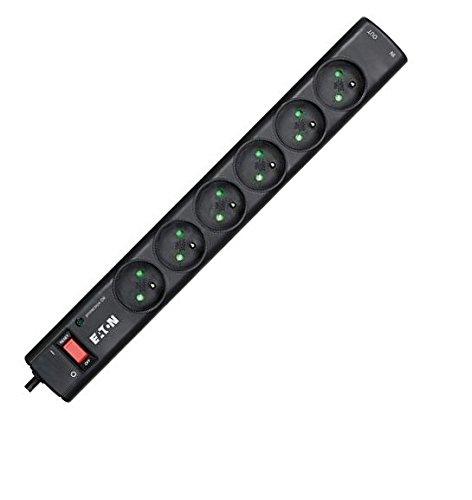Eaton-MGE-OPS-Protection-Strip-Parasurtenseur-externe-6-connecteurs-de-sortie-0