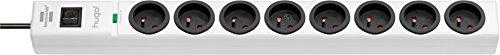Hugo-Brennenstuhl-1150611328-Bloc-de-8-Prises-2-m-H05VV-F-3G15-avec-parasurtenseur-19500-A-Blanc-0
