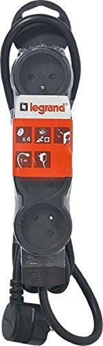 Legrand-LEG50208-Rallonge-multiprise-standard-4-prises-2-ples-avec-terre-et-cordon-de-3-m-Noir-0